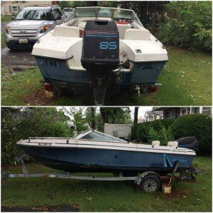 old boat removal pasadena md