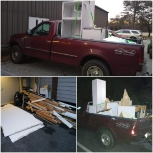 construction material removal annapolis md