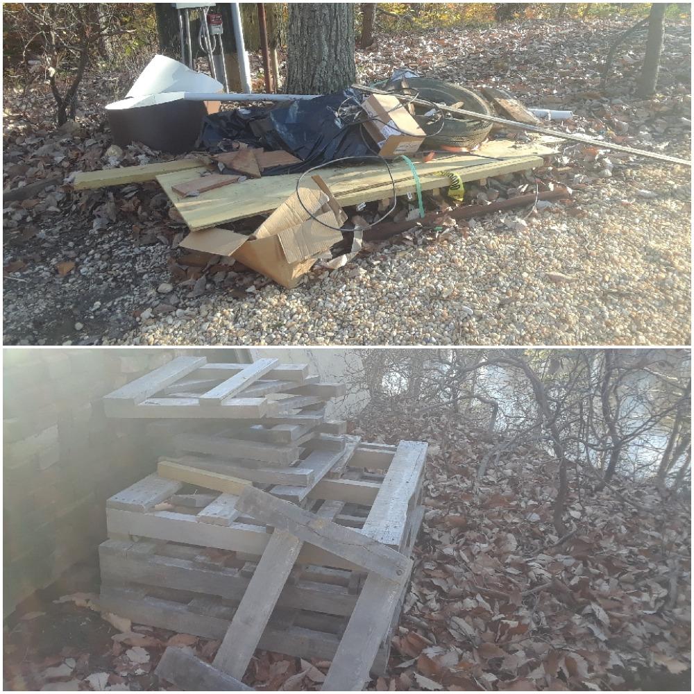 Wood Pallets & Construction Debris Junk Removal Arnold MD